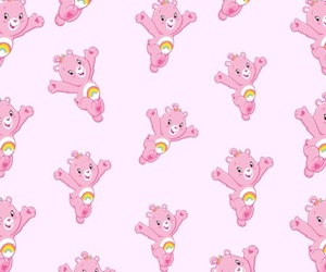 background, love, and care bears image