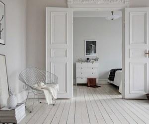 home, interior, and minimalist image