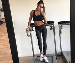 body, fashion, and fitness image