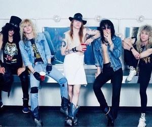 duff mckagan, hard rock, and slash image