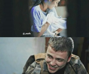 baby, series, and soldier image