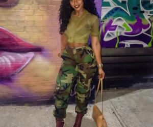 fashion and army pants image