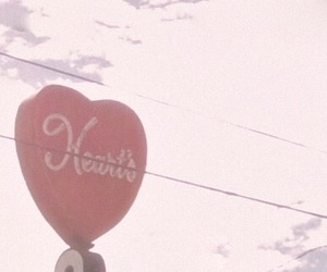 aesthetic, girly, and hearts image