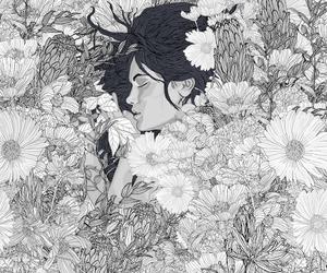 boyfriend, friend, and sleep image