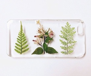 plants, indie, and case image