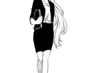 manga, nisekoi, and anime image