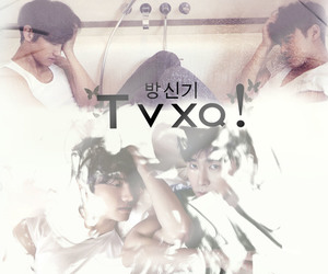 kpop, wallpaper, and tvxq image