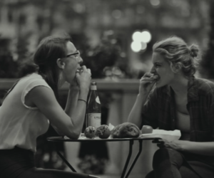 b&w and frances ha image
