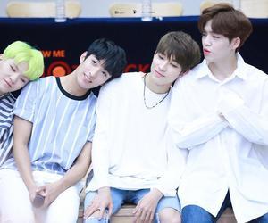 Seventeen, wonwoo, and DK image