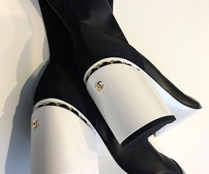 chanel, shoes, and aesthetic image