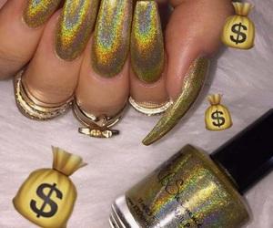 beautiful, fashion, and glitter image