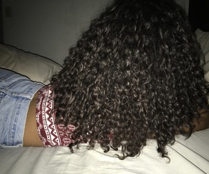 flash, tumblr, and curly girl image
