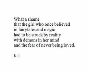 quotes, girl, and sad image