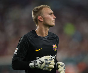 Barcelona and cillessen image