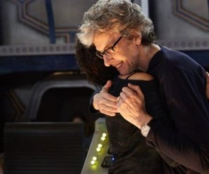 doctor, peter capaldi, and pearl mackie image