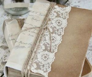 beautiful, book, and bouquet image