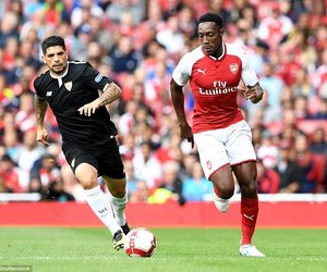 afc, danny welbeck, and Arsenal image
