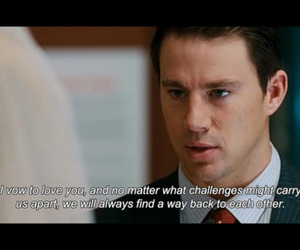 channing tatum and the vow image