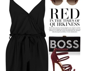 outfit, Polyvore, and street style image