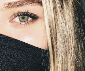 beauty and eyes goals image