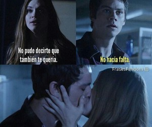 frases, serie, and teen wolf image