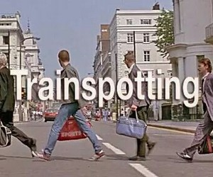 trainspotting, movie, and film image