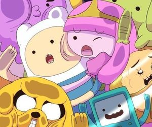 wallpaper and aventure time image