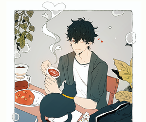 art, anime, and tofuvi image