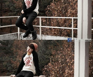 autumn, j-hope, and bts image