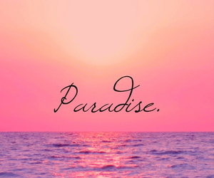 paradise, summer, and ocean image