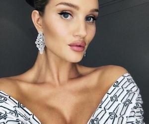 model, beauty, and rosie huntington-whiteley image