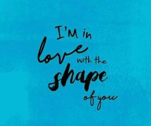 wallpaper, ed sheeran, and shape of you image