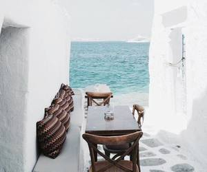 Greece, greek island, and greek beauty image