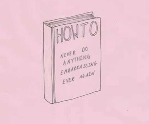 book, pink, and quotes image