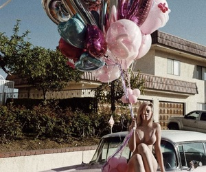 alternative, balloons, and cars image