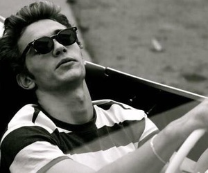 black and white, 90', and james franco image