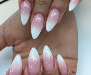 nails, gorgeous, and manicure image