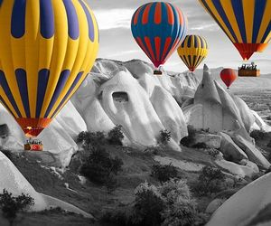 cappadocia, nature photography, and photography image