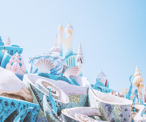 disney, photography, and the little mermaid image