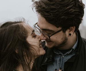 couple, indie, and love image