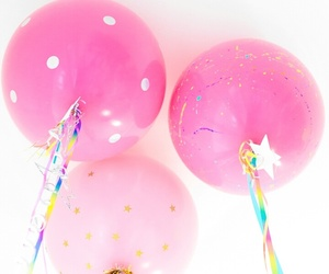 art, background, and balloons image