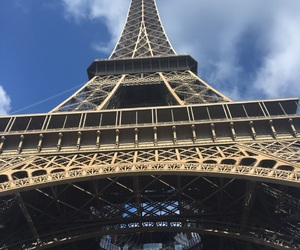building, paris, and architecture image