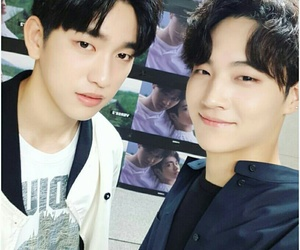 JB, jinyoung, and got7 image