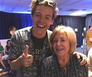 smiling, styles, and harry image