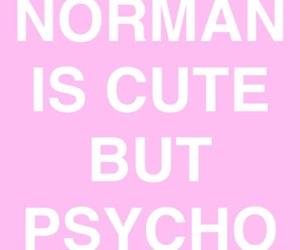 norman bates, Psycho, and bates motel image