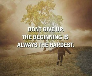 beginning, stand up, and hardest image