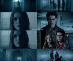 teen wolf, holland roden, and stiles image