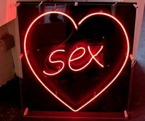 neon and sex image