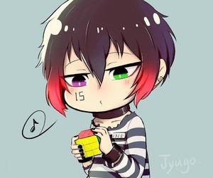 anime, cute, and nanbaka image