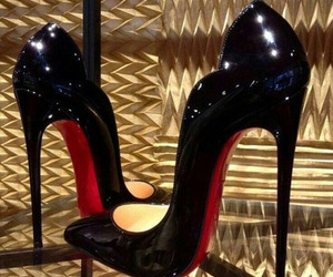 heels, shoes, and luxury image